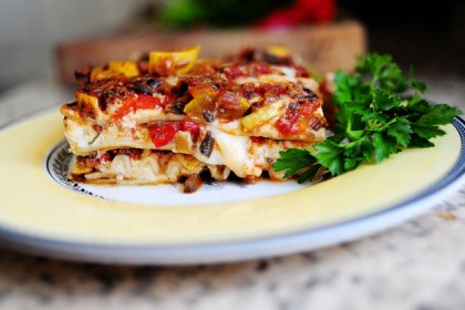 veggi lasagna