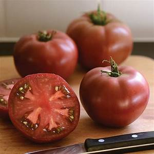 Carbon is a delicious, highly productive black heirloom. Resists cracking and cat-facing better than other large, black heirlooms.